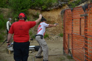 USPSA Practical Shooting