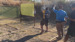 wade USPSA Austin Practical Shooting Club